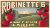 Robinette's Apple Haus & Winery Logo